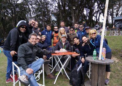 Loma Bola 20 Encuentro Nacional de Parapente