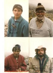 First flight from Los Nevados, La Ciudacita