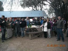 Paragliding 14th meeting in Loma Bola