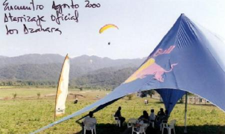 3rd Meeting of Paragliding in Loma Bola