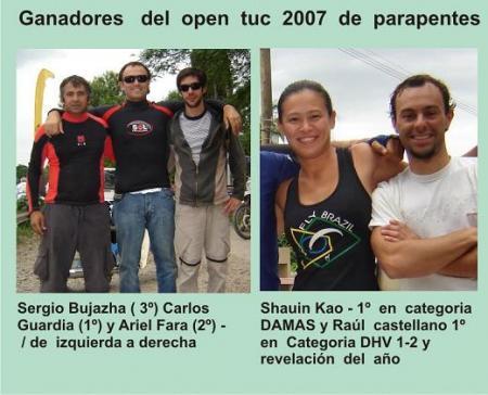 OpenTuc podio 2007
